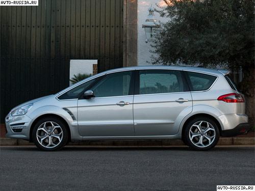 ford s-max цена: