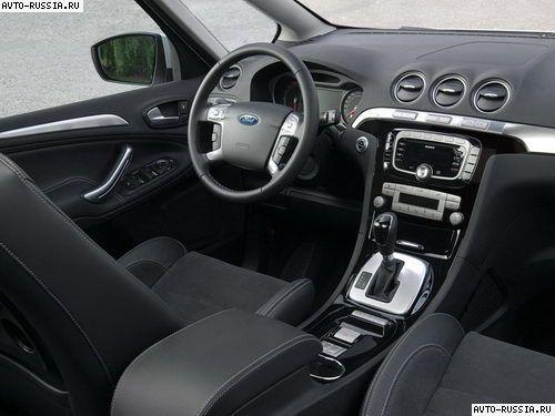 Технические характеристики ford s max