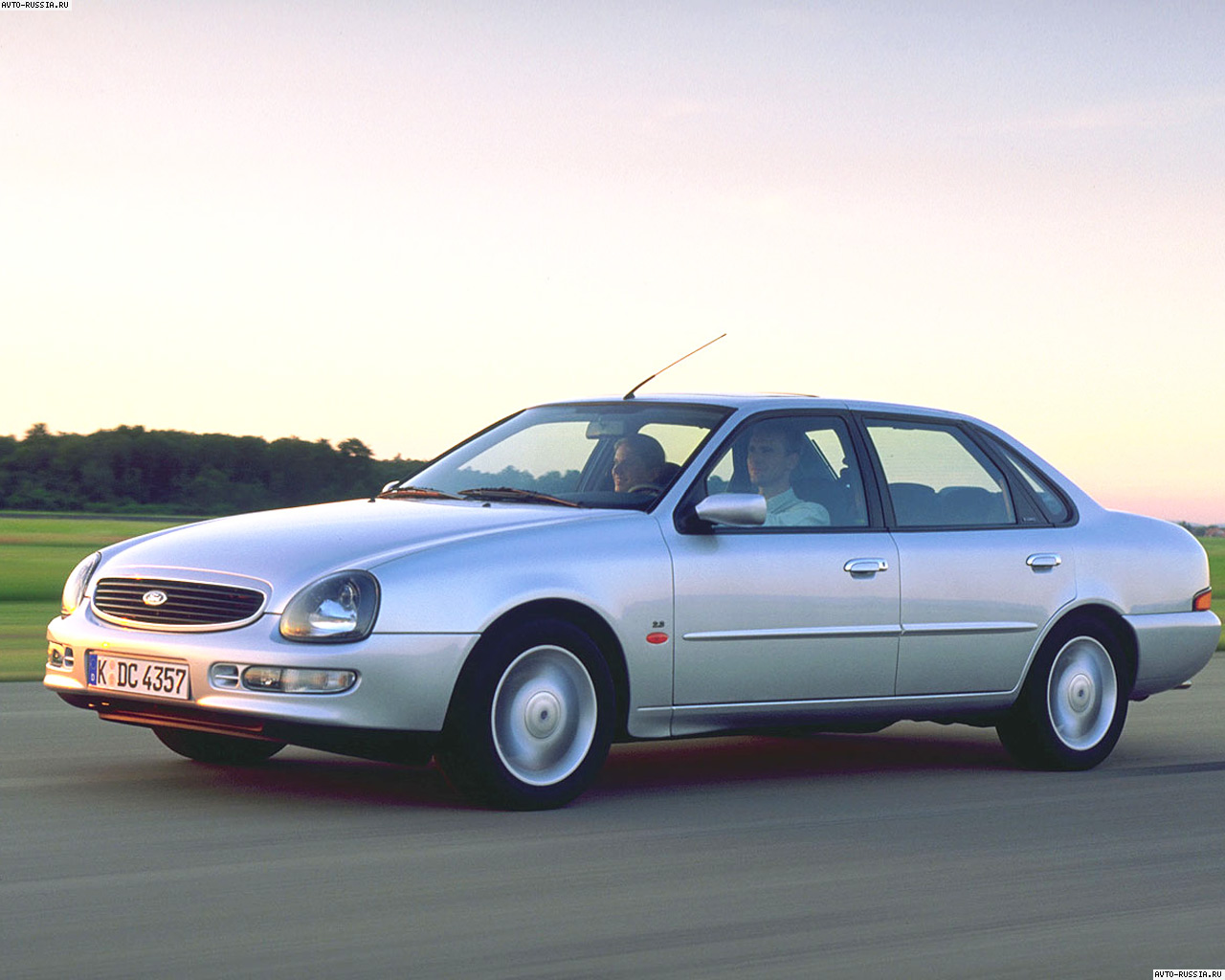 Форд скорпио 1995 фото