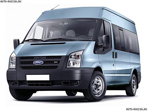 отзывы ford transit 6 2.4
