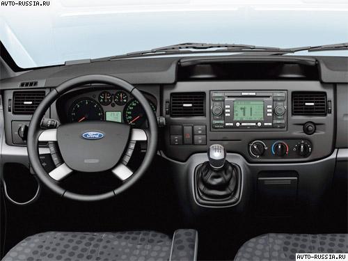 Отзывы форд транзит 2008