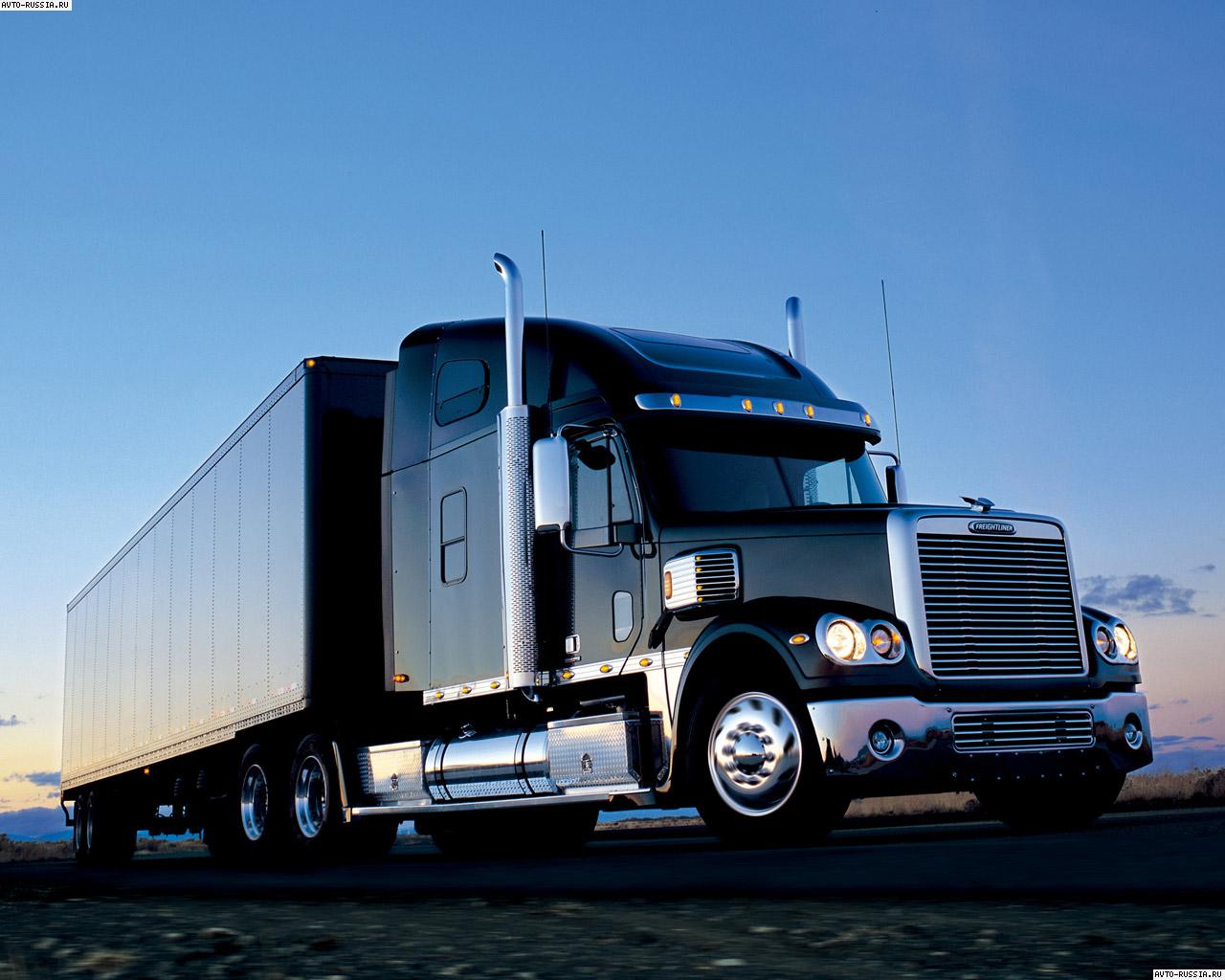 Разборка грузовиков - это всегда шир…