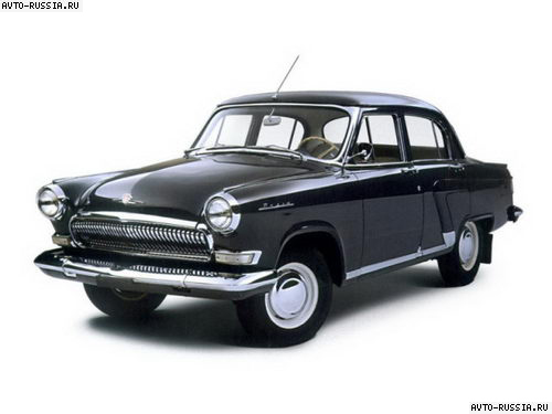 Модель ГАЗ 21 - это легковой автомобиль, который впервые был представлен...