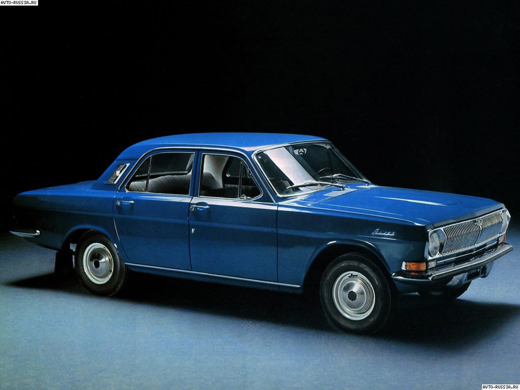 ГАЗ 24: цена, технические характеристики, фото, ГАЗ 24 ...