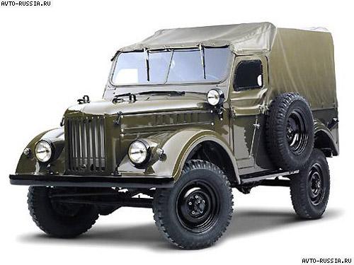 Уазбука История автомобилей УАЗ по моделям: ГАЗ-69
