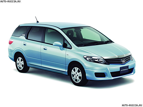 Хонда аирвейв фото салона