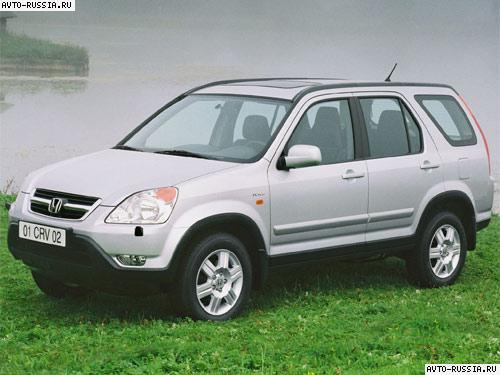 цены на машины honda cr-v 1995г