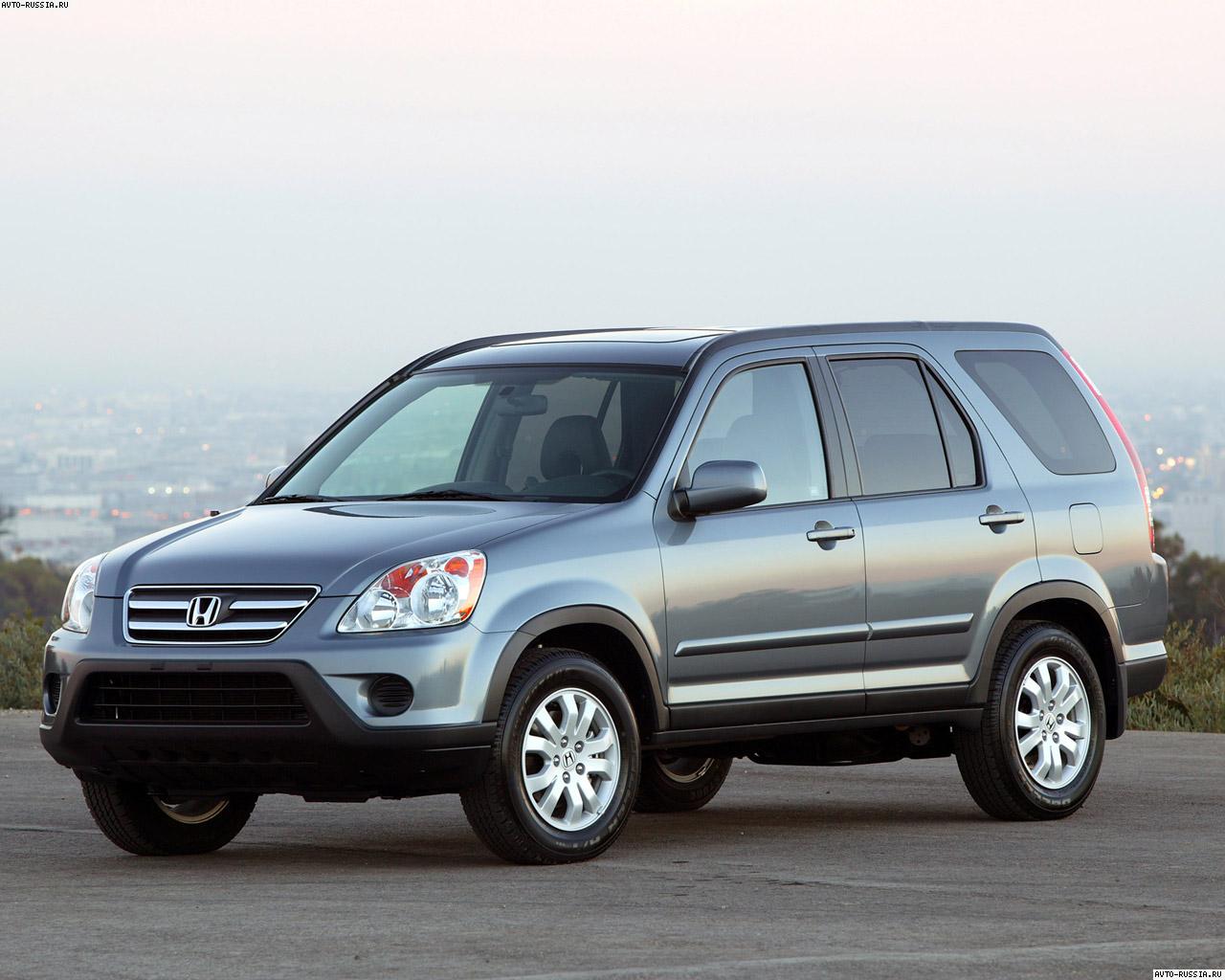 Honda Cr V Ii цена технические характеристики фото отзывы дилеры Хонда ЦРВ Ii Avto Russia Ru