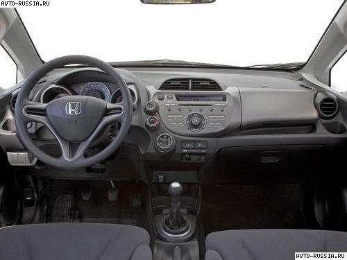 Хонда фит тест драйв видео