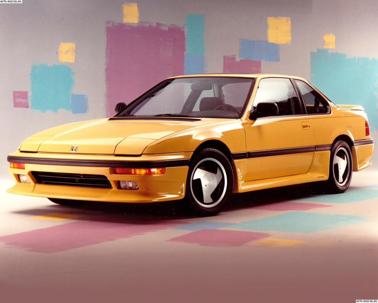 Honda Prelude Iii Jdm Car Interior Design