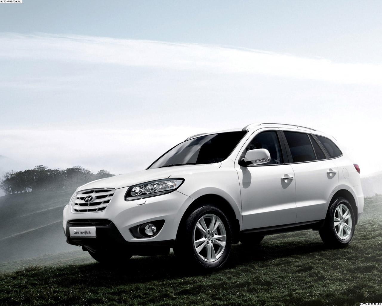 Hyundai Santa Fe (2 12): цены, комплектации, отзывы