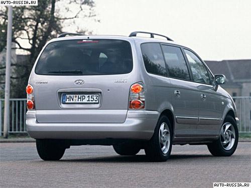 отзывы об автомобилях hyundai trajet 2.7