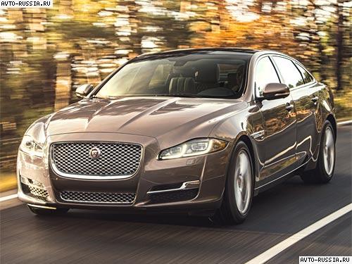 Jaguar XJ: цена, технические характеристики, фото Ягуар XJ, отзывы ...