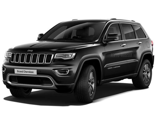 Технические характеристики Jeep Grand Cherokee / Джип ...