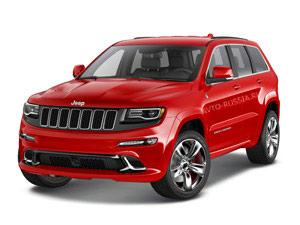 Все модели Jeep от официального дилера