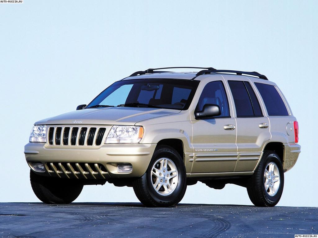 Jeep grand cherokee ru фото