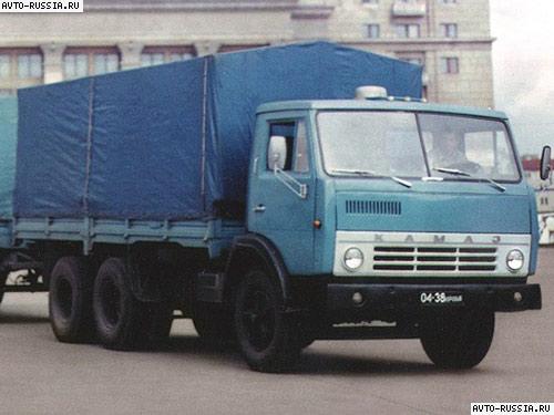 Камаз - 5320, автомобильные новости мира!