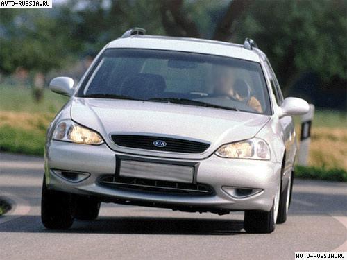 Автомобиль kia clarus kombi