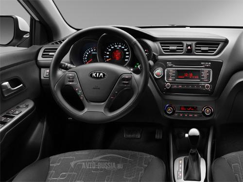 Новый Kia Rio 2 16 хетчбэк 5 дв: технические характеристики