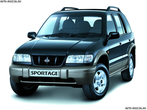 Киа спортейдж 2003 года технические характеристики