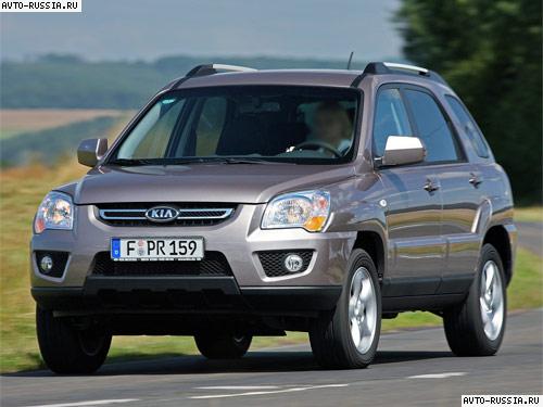 Продажа Kia Sportage (Киа Спортейдж) в России