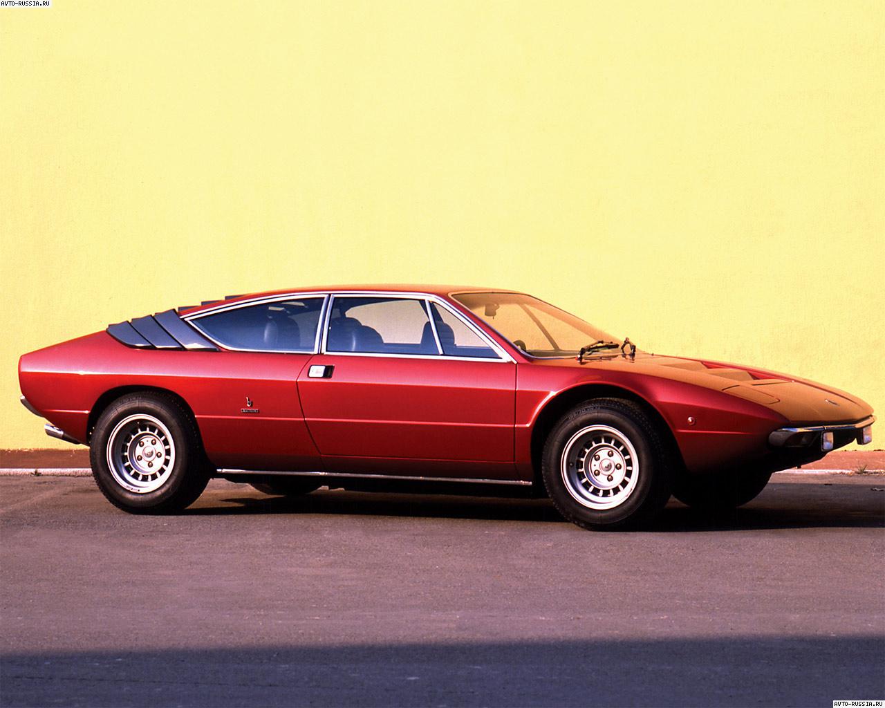 Lamborghini Urraco цена технические характеристики фото