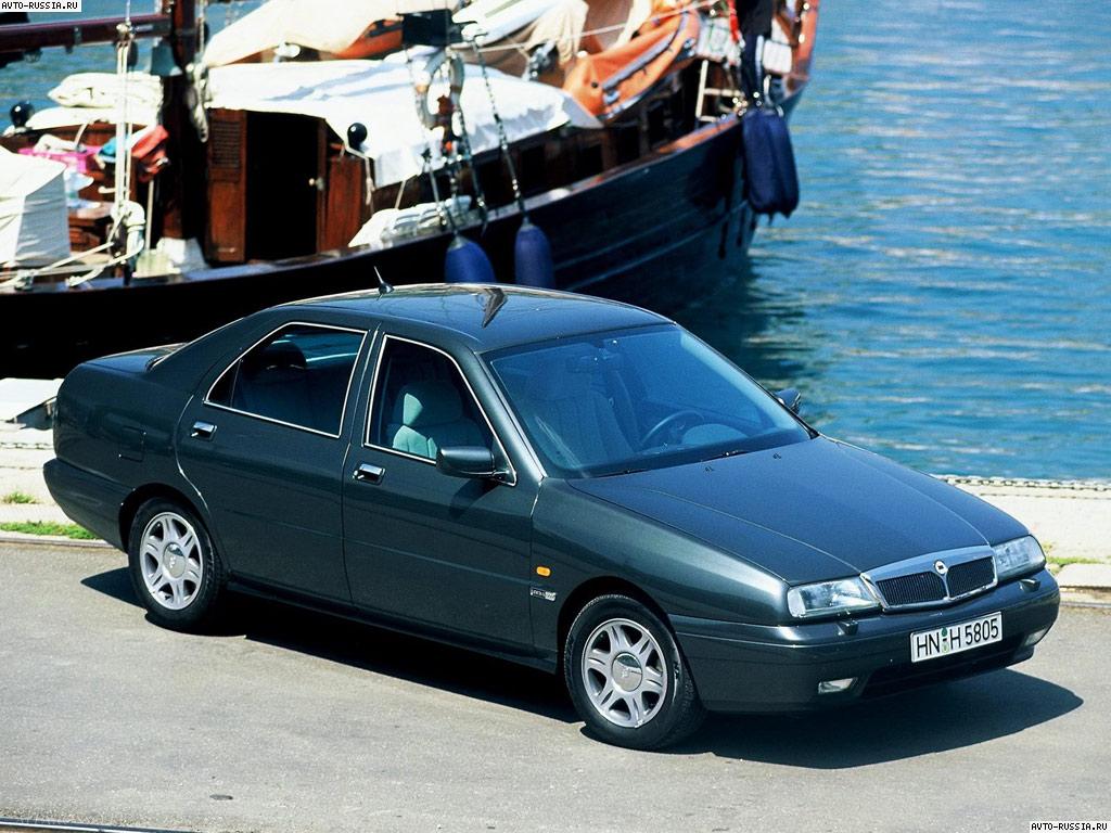 Обои Lancia Kappa 1024x768