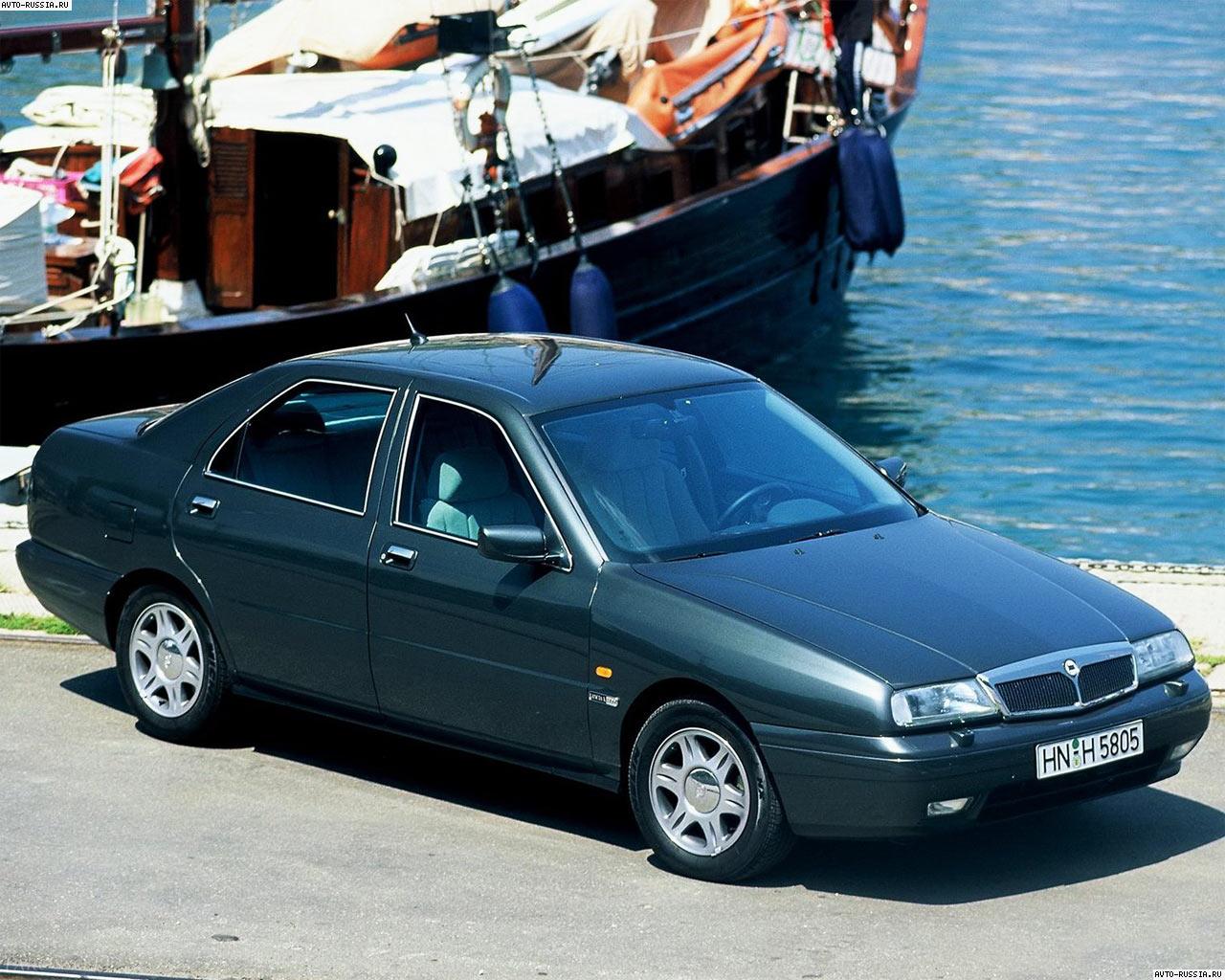 Обои Lancia Kappa 1280x1024