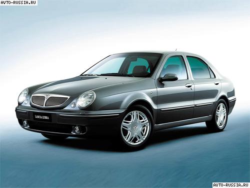 MANUAL USUARIO (español): LANCIA LYBRA (2004) Lancia_lybra_1