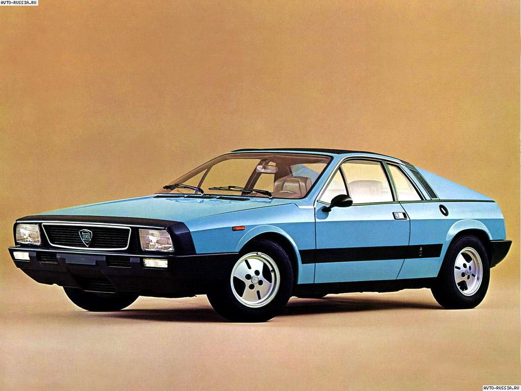 Обои Lancia Monte Carlo