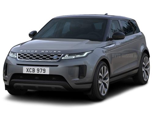 Land Rover Range  Rover Evoque 5-дв. ( Ленд Ровер Рендж. - Quto).