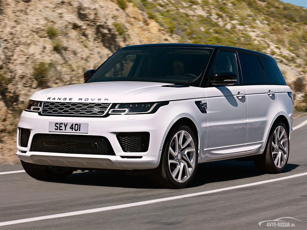 Land Rover Range Rover Sport: цена, технические ...: avto-russia.ru/autos/land_rover/land_rover_range_rover_sport.html