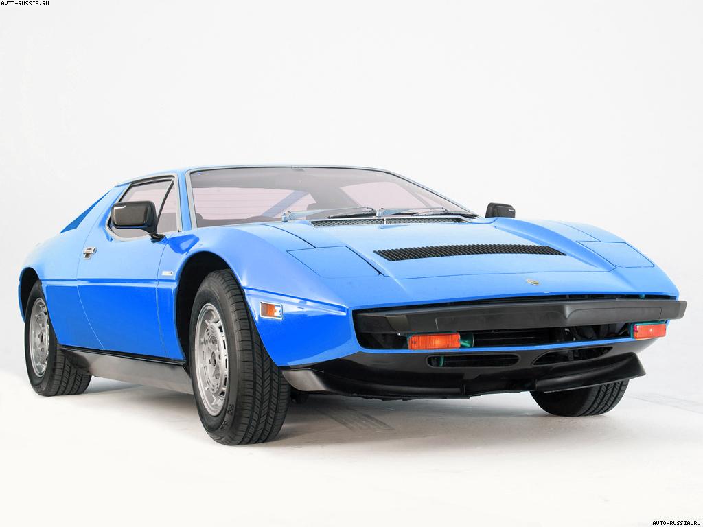 ???? Maserati Merak 1024x768