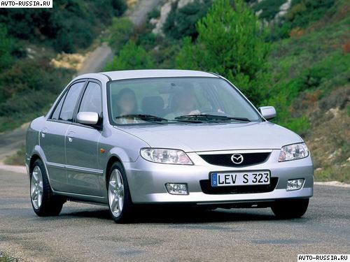 mazda 323 хэтчбек 2003 года