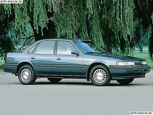 Руководство На Mazda 626
