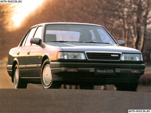 Фото Mazda 929 №1