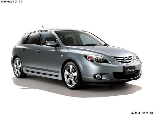 Мазда Аксела технические характеристики. Mazda Axela ...