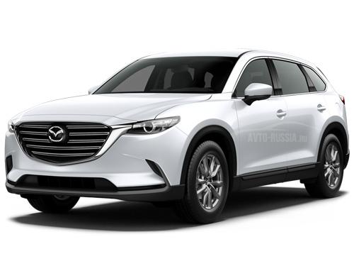Кроссовер Mazda CX-9 стал благородней и получил