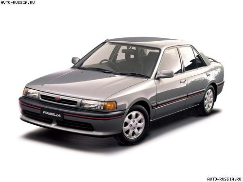 Mazda Familia: 11 фото.