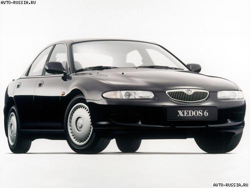 mazda xedos 6 2.0 mt отзывы 1998