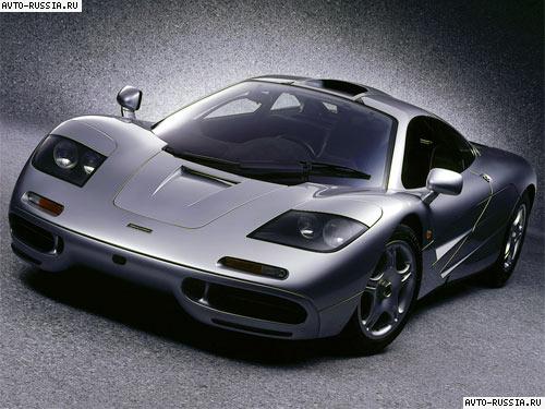 макларен авто фото