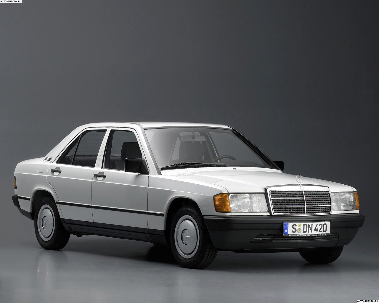 b Mercedes/b-Benz b 190/b (b W201/b) .