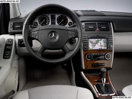 Mercedes B-class W245: цена, технические характеристики, фото ...