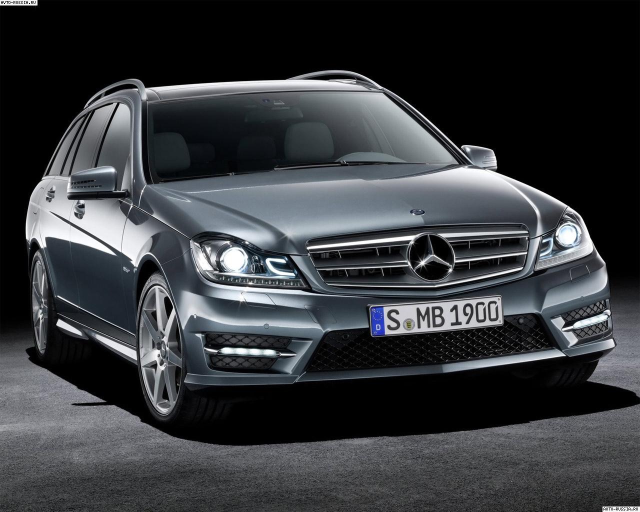 Mercedes C-class Estate S204: цена, технические характеристики ...