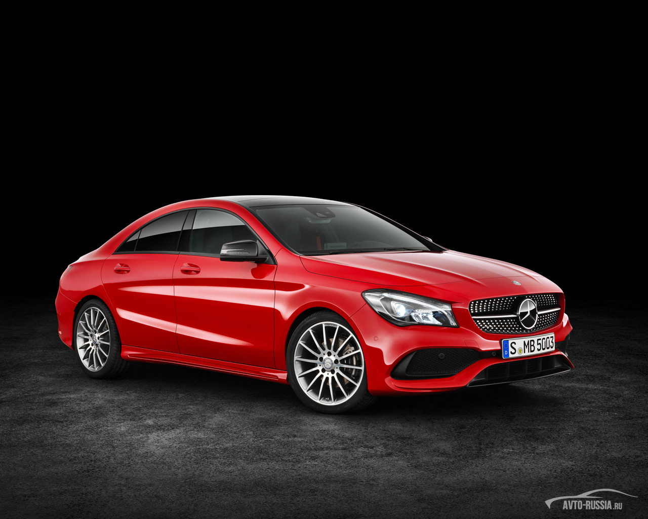 Mercedes cla фото