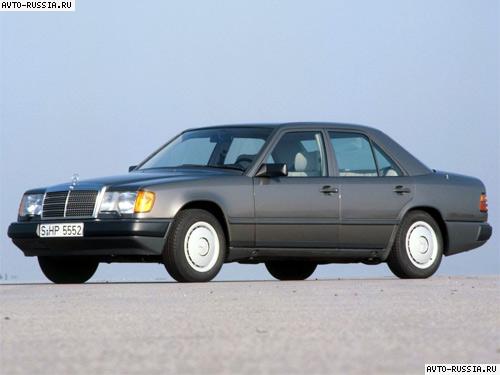 Тормоза.  Замена задних тормозных дисков и колодок на автомобиле Mercedes-benz w124.  Видео по замене своими руками.