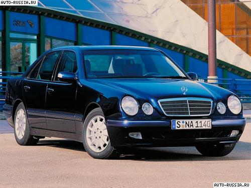 Фото Mercedes E 280 W210