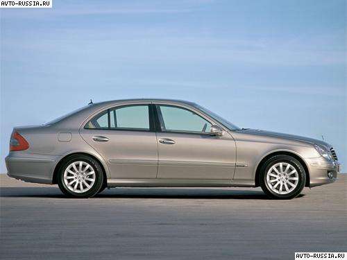 Mercedes е класса фото