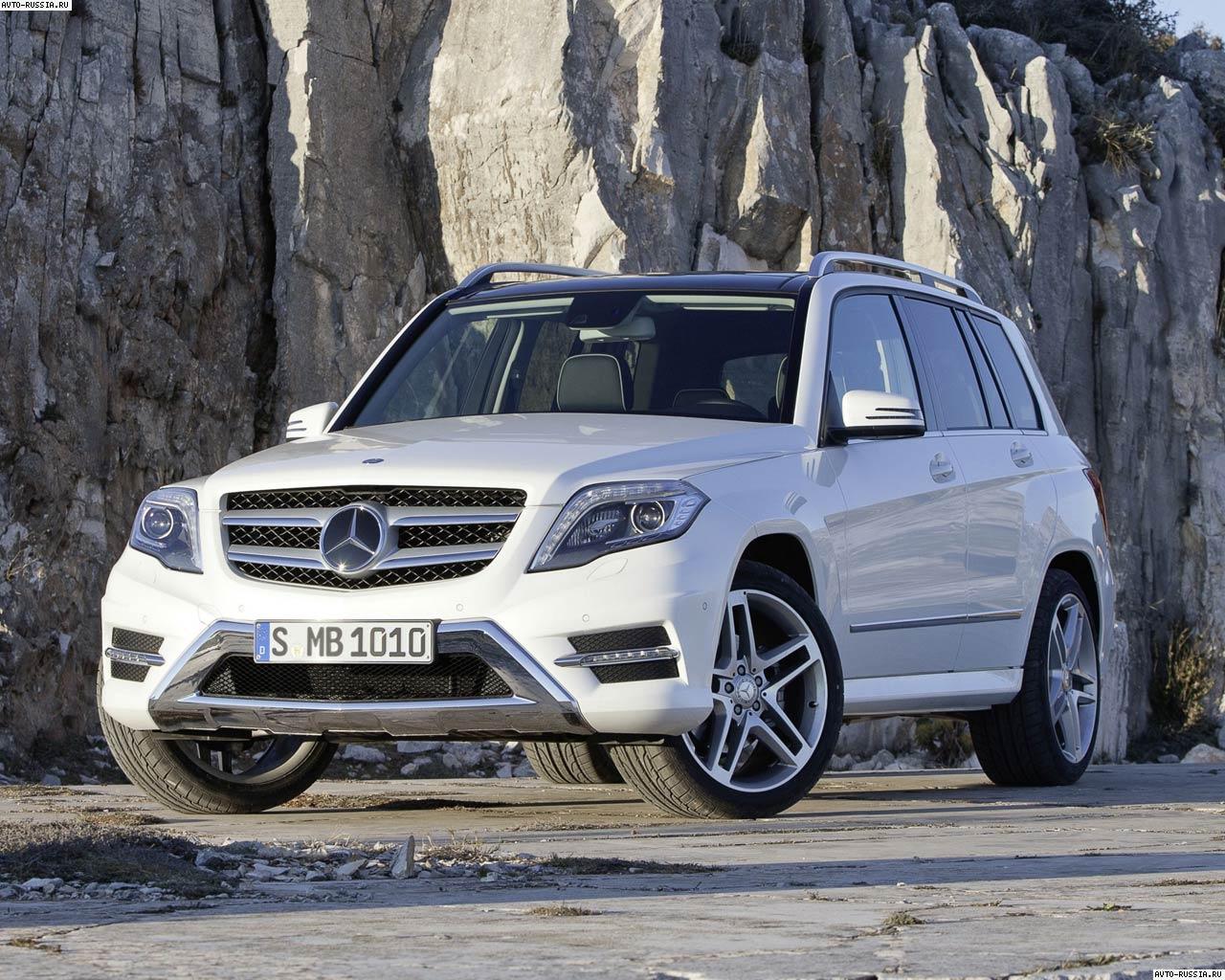 Технические характеристики Mercedes-Benz GLK / Мерседес ...