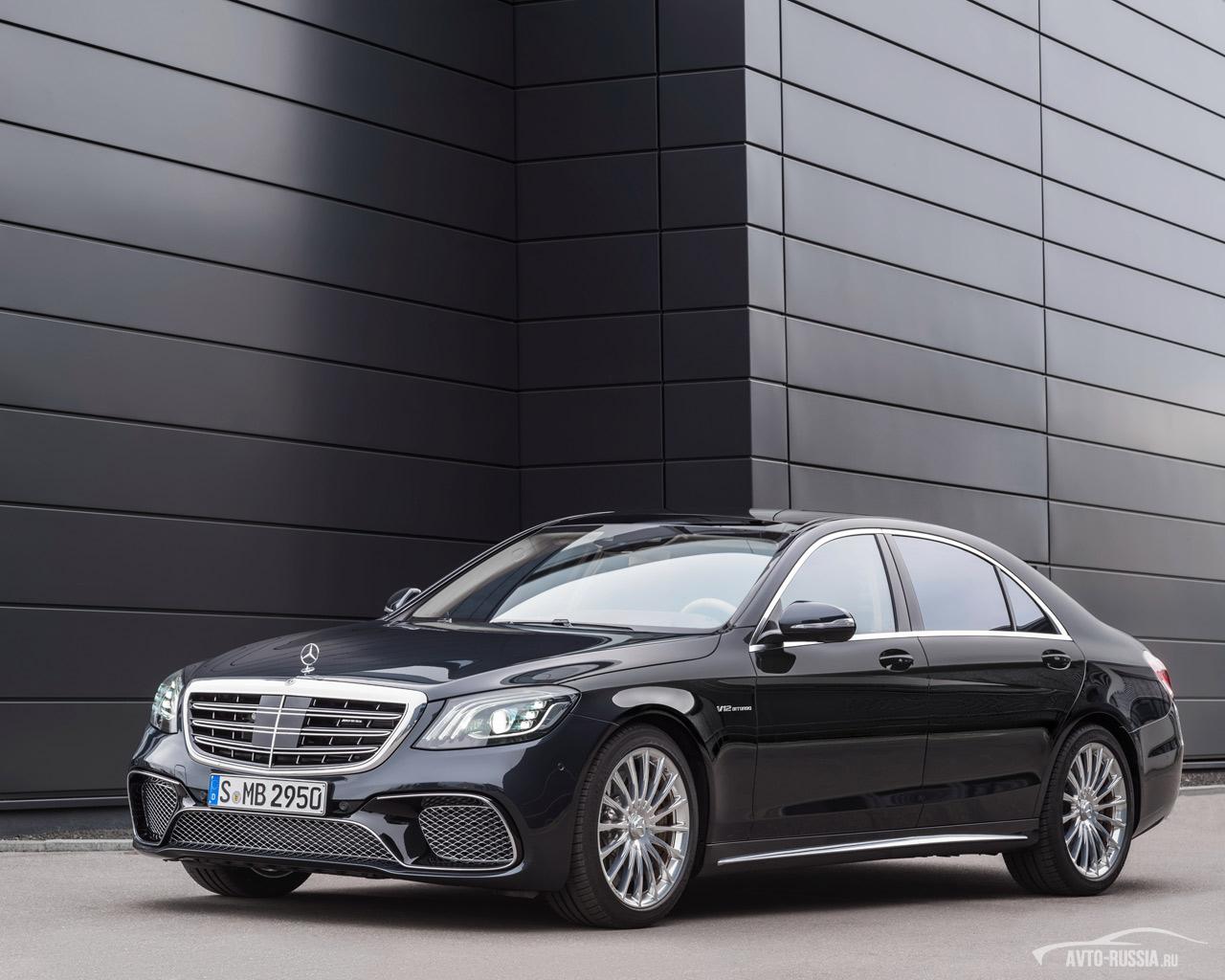 Mercedes S-class: цена, технические характеристики, фото Мерседес ...
